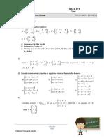 Lista Algebra