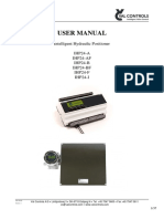 DHP UM 020 IHP24 Software User Manual