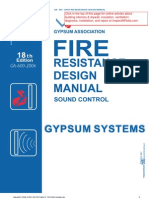 2006 Fire Resistance Design ManualGA-600