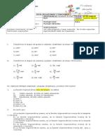 Guia de Trigonometria - Transformacion de Angulos- Funciones Basicas