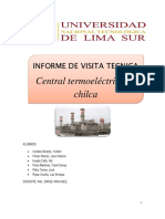 Informe de Visita Fisica - chilca