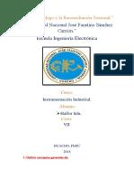 Practica 001 Instrumentacion Industrial