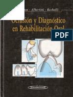 Oclusión y diagnóstico en rehabilitación oral - Alonso, Albertini, Bechelli.pdf