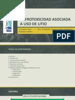 nefrotox asociada a uso de litio v.7.pptx
