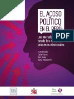 6.- El Acoso Político en El Perú