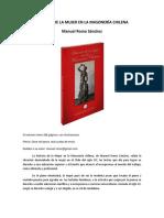 El Libro Historia de La Mujer en La Masonería Chilena