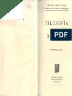 Filosofia Del Derecho - Eduardo Garcia Maynez