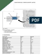 307 - B1BB1EK1 - Identificación - Características - Pares de Apriete _ Motor