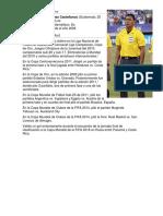 Arbitros de Guatemala