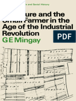 MINGAY_G. E. B.a., PH.D. (Auth.)-Enclosure and the Small Farmer in the Age of the Industrial Revolution-Macmillan Education UK (1968)