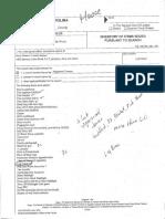 Mariah Woods Police Report