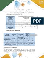 Guía de Actividades y Rúbrica de Evaluación - Fase 3 - Trabajo Colaborativo 2
