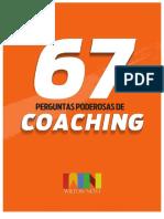Perguntas poderosas de Coaching