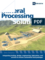 Minerals Overview Brochure 2013