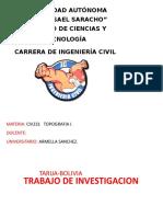 CIV231 Topografia 1 Trabajo de Investigacion Armella Sanchez