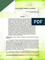 Antecedentes Del Derecho Ambiental Colombiano