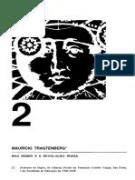 Max Weber e a revolução russa - Mauricio Stratenberg.pdf