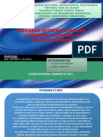 Finanzas Internacionales Comercio Fusiones y Adquisiciones Presentacion Powerpoint