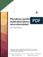 Pluralismo jurídico, multiculturalismo e interculturalidad.pdf