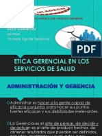 Etica Gerencial Ss