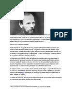 Fiódor Dostoyevski Biografía