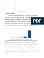 rechelle jimenez - inequality white paper