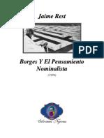 REST, Jaime (1976) Borges y el Pensamiento Nominalista.pdf