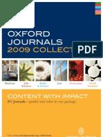 Biblioteca UANDES suma colección de revistas de Oxford