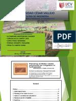 Planificacion de La Estructura de Toma. 2pptx