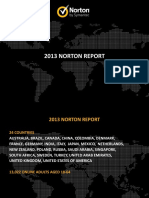 Norton Report 2013