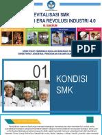 Revitalisasi SMK Dan Revolusi Industri 4.0
