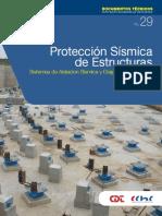 PROTECCIÓN SÍSMICA DE ESTRUCTURAS _ Sistemas de Aislación Sísmica y Disipación de Energía.pdf