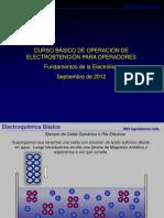 Curso Electrólisis Operadores Parte III (Fundamentos Electrólisis)
