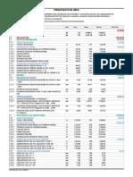 revicion 3 presupuesto