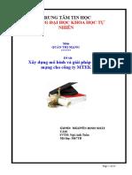 Xây Dựng Mô Hình Và Giải Pháp Triển Khai Mạng Cho Công Ty MTEK