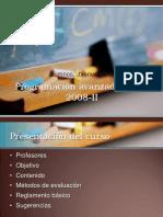 Presentacion de PAV