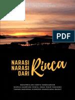 Narasi-Narasi Dari Pulau Rinca, Kawasan Taman Nasional Komodo