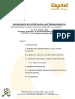 4. Modalidades de ejercicio de la autoridad parental. Cecilia Lopez.pdf