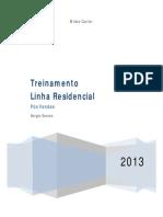 0. Apostila_Linha Residencial 2013_1 MUITO BOM