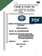 Comercializacion de Minerales Auriferos y Metales Preciosos Imprimir