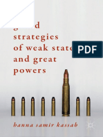 Grand Strategies of Weak States & Great Powers~Kassab 2018