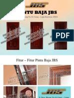 0812 33 8888 61 (JBS), Pintu Besi Tahan API, Harga Pintu Besi Per Meter, Harga Pintu Plat Besi,
