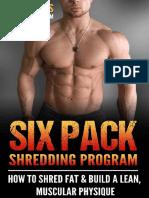 Matt Ogus - SixPack Shredding Program