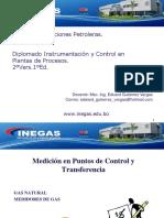3. Mediciones Gas Natural