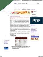 Membuat Aplikasi Android Sederhana Dgn Adobe Flash CS 6 Dan AS3 Tutorial