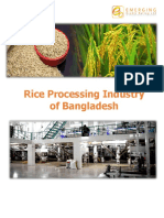 Rice Processing Industry of Bangladesh