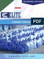 Elite Valves Profile - www.elite-valves.com