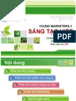[123doc] Sang Tao Viet Chien Luoc Marketing Cho San Pham Bao Cao Su Ok