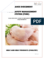 Norms Document Poultry
