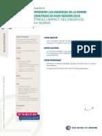 Comprendre Les Exigences de La Norme Aeronautique en 9100 Version 2016 en 2 Jours